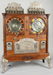 Mixed Caille Double Eclipse & Big 6 Floor Model Slot Machine, estimated at $100,000-125,000.