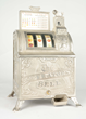 Caille Operators Bell Slot Machine, estimated at $20,000-30,000.