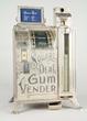 Eagle Square Deal Gum Vender, estimated at $30,000-40,000.