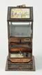 Doremus Automatic Vending Co. Cigar Vendor, estimated at $15,000-20,000.