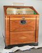 Rockola 1937 World Series Baseball Arcade Machine, estimated at $35,000-45,000.