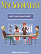 Current Issue of New Accountant - Are You Mazars?