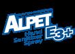 Alpet E3 Plus Hand Sanitizer Spray