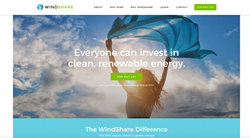 Invest in Wind with WindShare