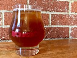 Crimson Cup Cascara Tea Soda
