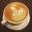 Crimson Cup Honey Cardamon Latte