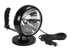 Hand Held Magnetic Base Spotlight-Front View
