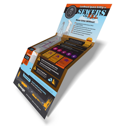 Envirosight Offers NEW Confined Space Safety Poster for Sewer Inspection Crews.