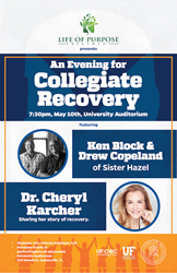 Life of Purpose Treatment Presents an Evening For Collegiate Recovery