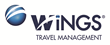 Wings Travel Management logo