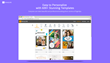 Easy to Personalize with 600+ Stunning Templates