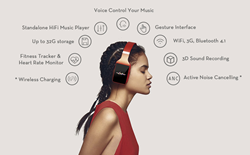 Vinci Artificial Intelligence Smart Headphones