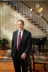 Dr. John C. Knapp was named the 13th president of Washington & Jefferson College.