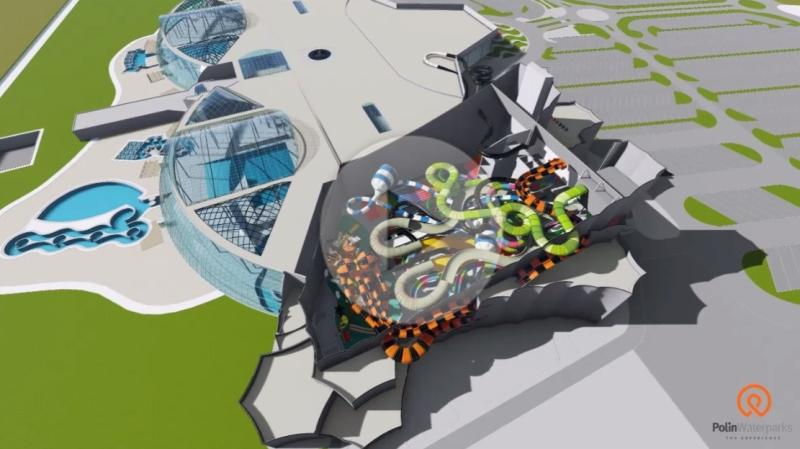 Phase 1 Of Poland S Largest Amusement Park To Debut With