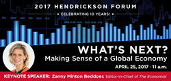 2017 Hendrickson Forum