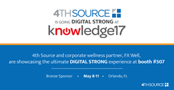 4th Source joins Knowledge17 as a Bronze Sponsor