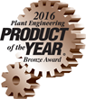 Brady Safety Receives 2016 Plant Engineering Product of the Year Award
