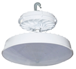 Larson Electronics LLC Releases New Motion Sensor High Bay Circular LED Fixture