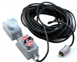Explosion Proof Extension Cords EPEXC-Co Series