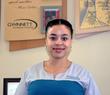Amber Aur, Nana Grants recipient and a student at Gwinnett Technical College