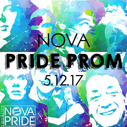 NOVA Pride Prom - May 12 - Celebrating our Past