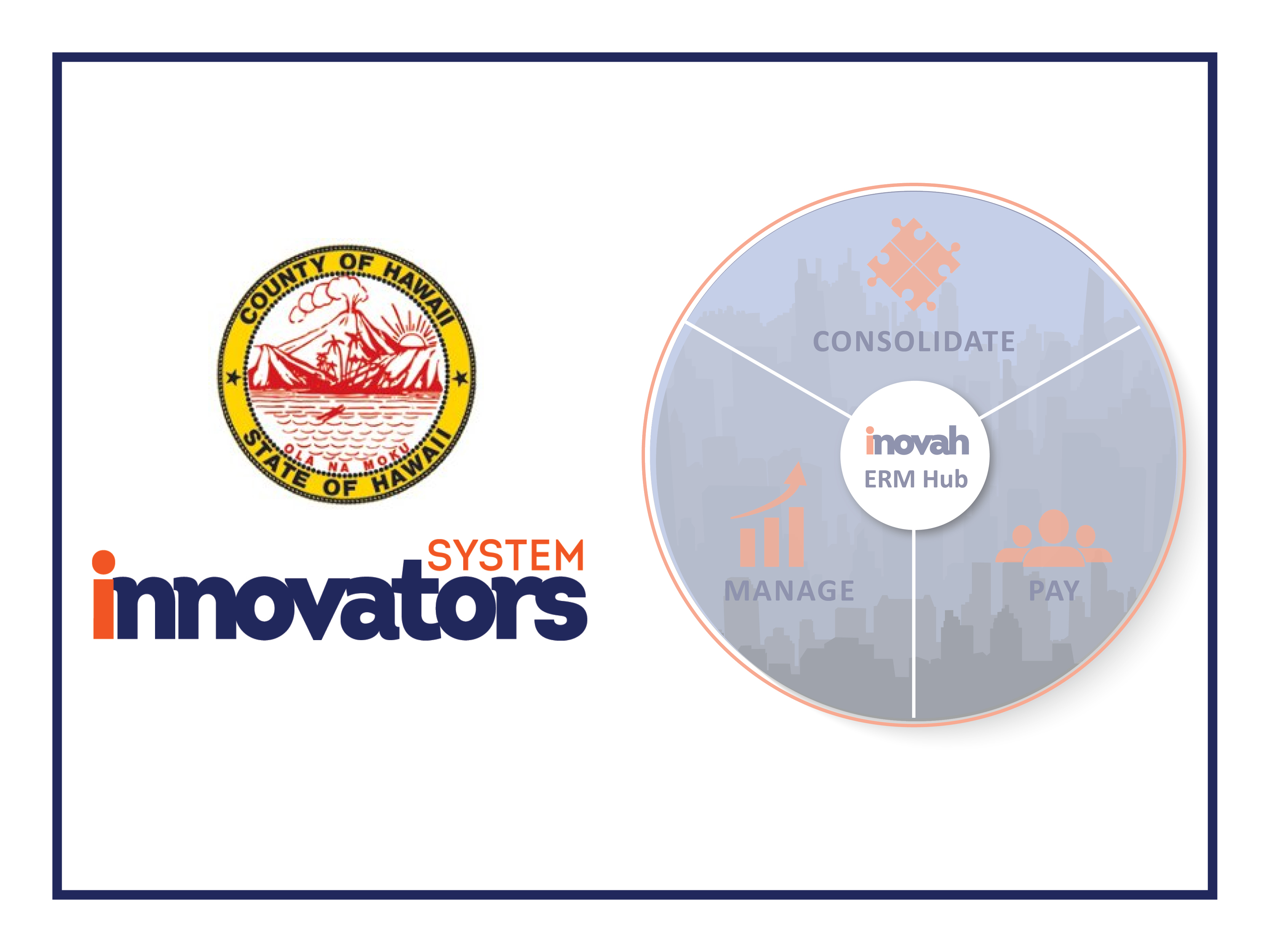 County Of Hawai 39 I Selects System Innovators Inovah To