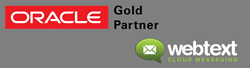 WEBTEXT Achieves Gold Partner Status in Oracle Partner Network