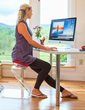 QOR360 Releases an Ergonomic Chair and Active Sitting Review