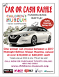Port City Nissan Donates Car for Local Raffle to Help Children's Museum