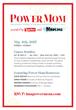 PowerMom Awards & Summit Official Invitation