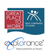 eXplorance is Recognized as a Great Place to Work® for the 4th Year in a Row