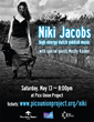 Internationally Acclaimed Dutch Singer Niki Jacobs to perform at Pico Union Project