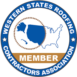 WSRCA membership logo for Chandler's Roofing
