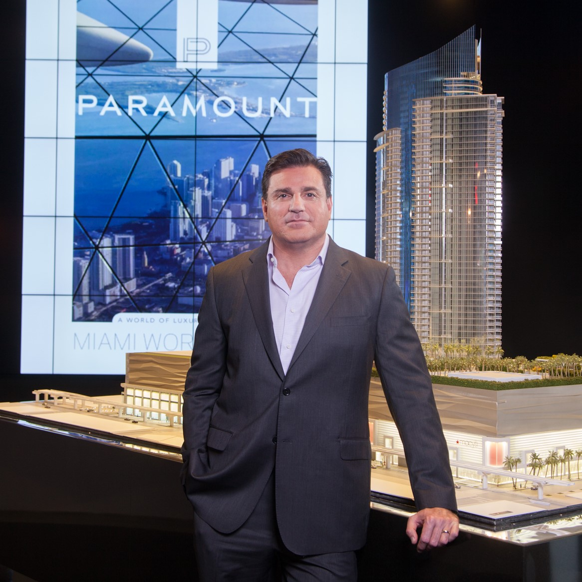 Paramount Miami Worldcenter Phase One Vertical