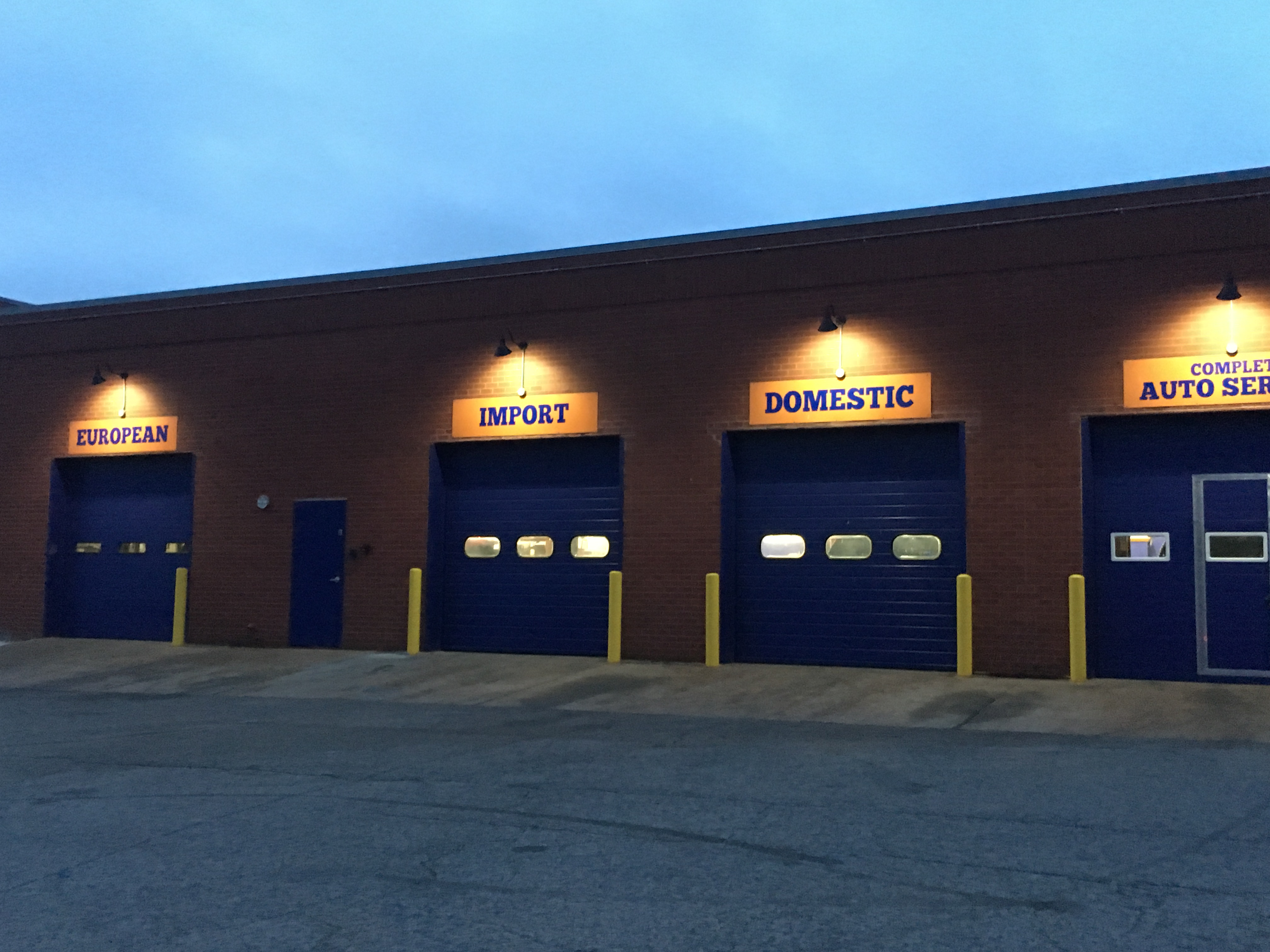 Innovative auto care shop marks grand opening on april 29 for Garage ww auto