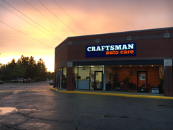 Automotive repair experts Matt and Judy Curry have opened their newest venture, Craftsman Auto Care in Kingstowne.