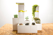 LEGO Style Indoor Garden Springs Past Its Crowdfunding Goal