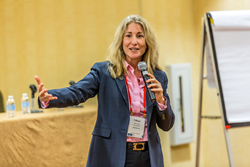 Salesforce Evangelist Tiffani Bova Speaks on Partnering in Service to Customers