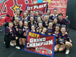 Trilogy Cheer Athletes Win 1st Place and Grand Champions at America's Best
