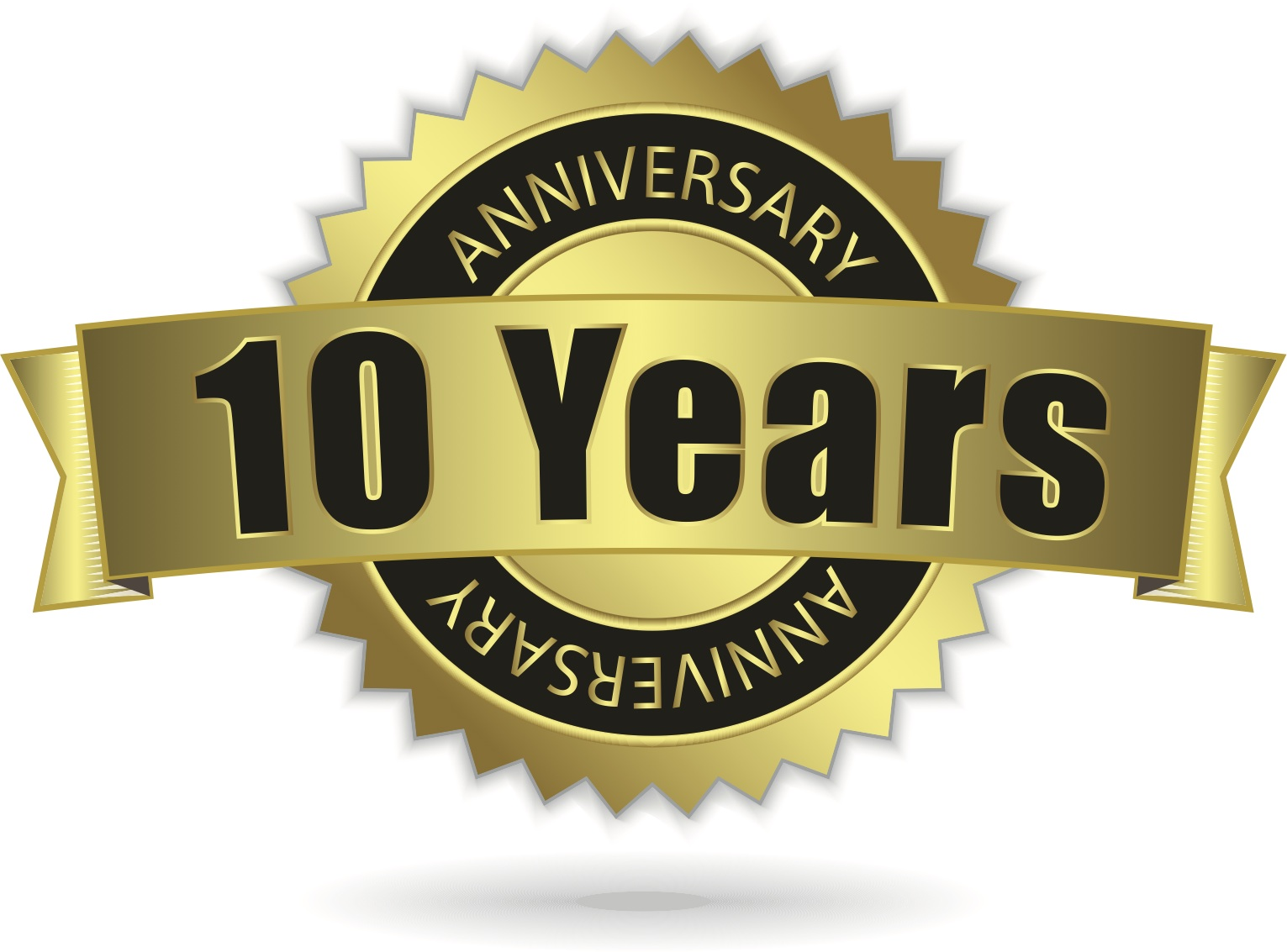 experience advertising celebrates 10 years as an award