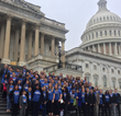 Malaria Advocates Rally in Washington for World Malaria Day