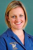 Whitman College Head Swim Coach Jennifer Blomme