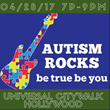 Oaks Christian Online Senior Assists in the Production of Autism Awareness Concert in Hollywood, CA