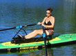 Introducing the New Adventure Row and Fitness Row Standup Paddle Boards from Whitehall Rowing & Sail