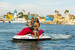 Watercraft, kayaks, and paddleboards are available to rent by the hour or day in Marina del Rey, California.
