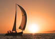 The public can charter sailboats - with or without a skipper - for a leisure cruise up the Los Angeles coast.