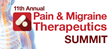 Arrowhead Publishers' 11th Annual Pain and Migraine Therapeutics Summit Set to Take Place This Fall in San Diego, CA