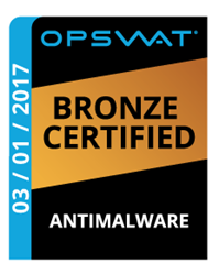 blog endurance antivirus receives bronze certification opswat