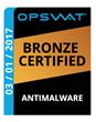 Endurance Antivirus Receives Bronze Certification from OPSWAT