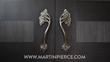 Unique Door Handles in Steel the Place where Art Nouveau Meets Modern Design Trends